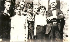 Семья Вильямсов, 1916 год. Мейбелин.
