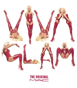 MAC Viva Glam Campaign 1 with RuPaul