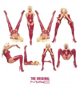 MAC Viva Glam Campaign 1 with RuPaul