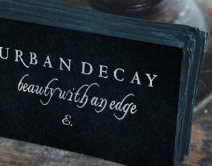 История Urban Decay (History)