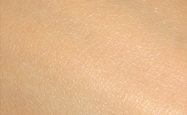 Кожа лица текстура