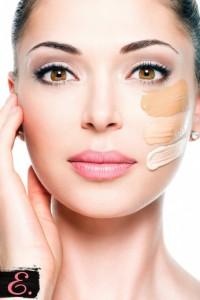 Ошибки в макияже разные цвета