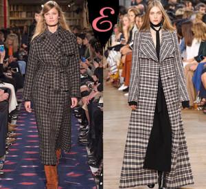 Мода осень-зима 2015-2016: Длинные пальто