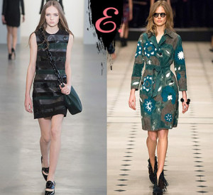 Мода осень-зима 2015-2016: Пэчворк